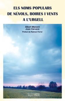 Els noms populars de núvols, boires i vents a l'Urgell