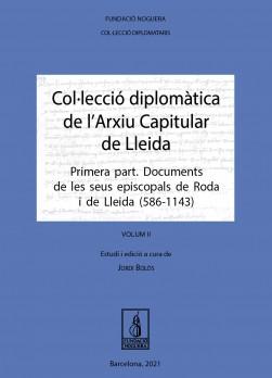 Col·lecció diplomàtica de l'Arxiu Capitular de Lleida. OBRA COMPLETA