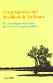 Les propostes del Manifest de Vallbona