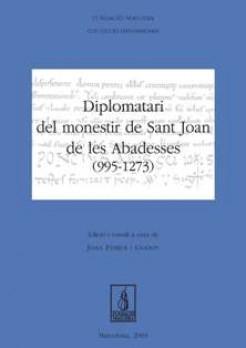Diplomatari del monestir de Sant Joan de les Abadesses (995-1273)