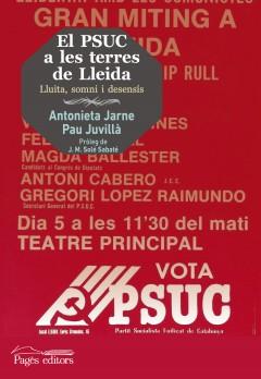 El PSUC a les terres de Lleida