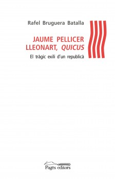 Jaume Pellicer Lleonart, Quicus