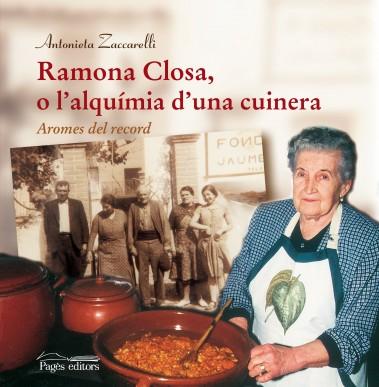 Ramona Closa o l'alquímia d'una cuinera