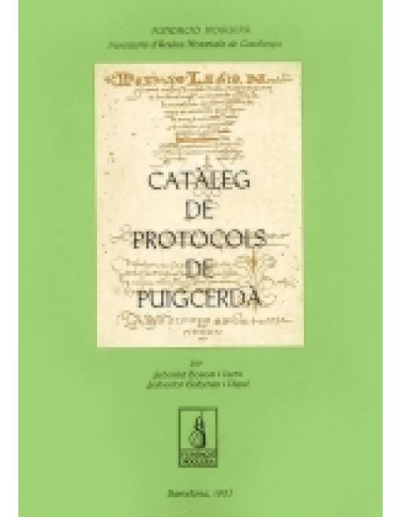 Catàleg dels protocols de Puigcerdà