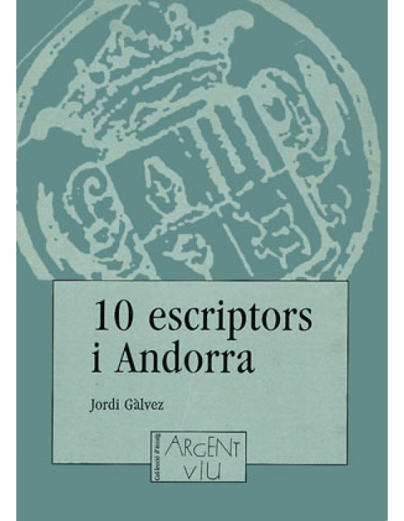 10 escriptors i Andorra