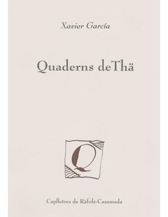 Quaderns de Thä