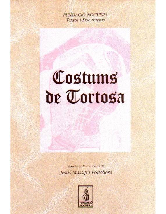Costums de Tortosa