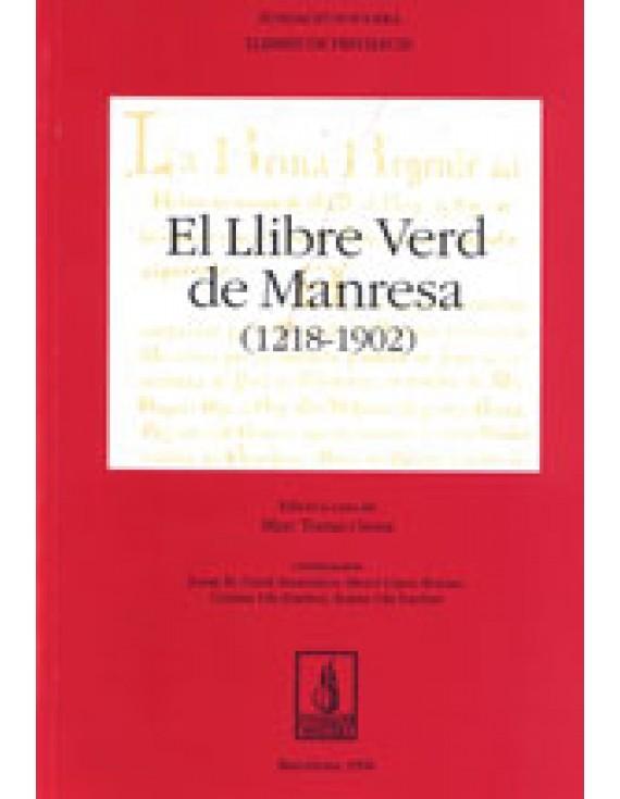Llibre Verd de Manresa (1218-1902)