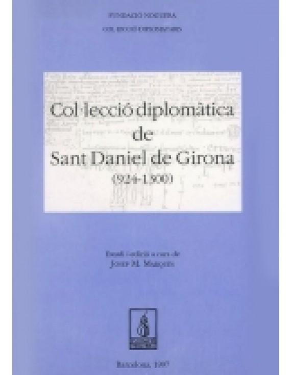 Col·lecció diplomàtica de Sant Daniel de Girona (924-1300)