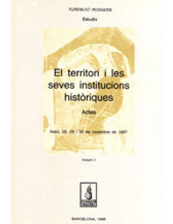 El territori i les seves institucions històriques