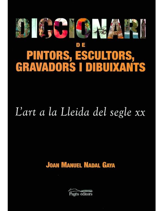 Diccionari  de pintors, escultors, gravadors i dibuixants