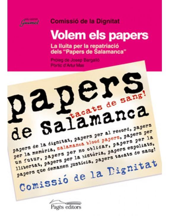 Volem els papers