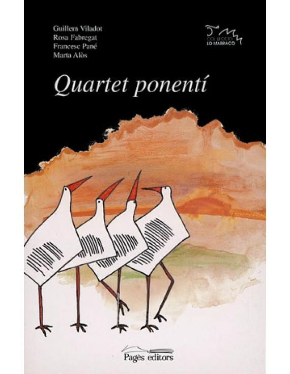 Quartet ponentí