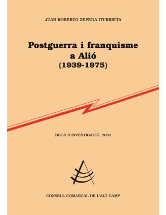 Postguerra i franquisme a Alió (1939-1975)