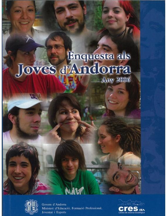 Enquesta als Joves d'Andorra. Any 2006