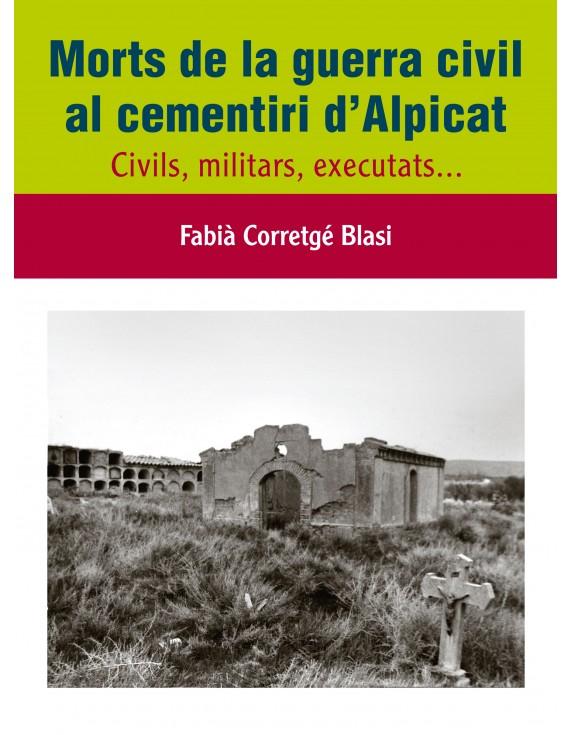 Morts de la guerra civil al cementiri d'Alpicat