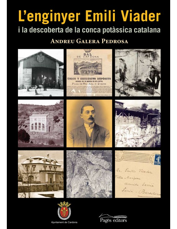 L'enginyer Emili Viader i el descobriment de la conca potàssica catalana