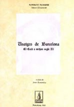 Usatges de Barcelona