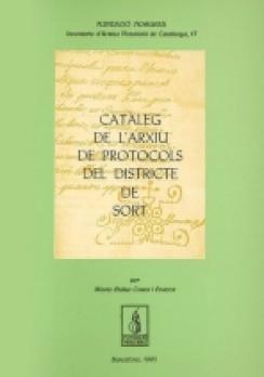 Catàleg dels protocols notarials de Sort