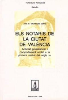 Els notaris de la ciutat de València