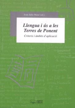 Llengua i ús a les Terres de Ponent
