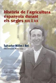 Història de l'agricultura espanyola durant els segles XIX i XX