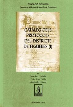 Catàleg dels protocols dels districte de Figueres