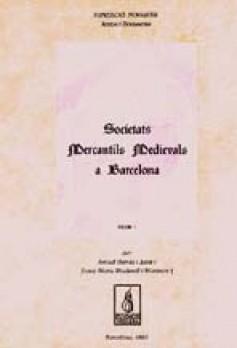 Societats mercantils medievals a Barcelona