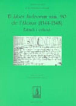 El Liber Iudeorum, núm. 90 de l'Aleixar (1344-1348)