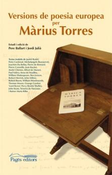 Versions de poesia europea per Màrius Torres
