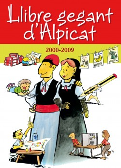 Llibre gegant d'Alpicat