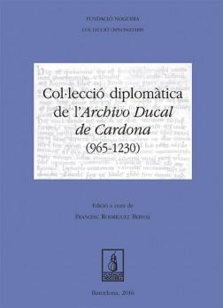 Col·lecció diplomàtica de l'Archivo Ducal de Cardona