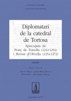 Diplomatari de la catedral de Tortosa