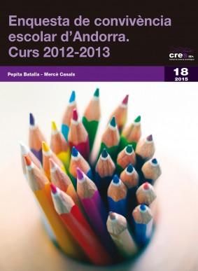 Enquesta de convivència escolar d'Andorra. Curs 2012-2013