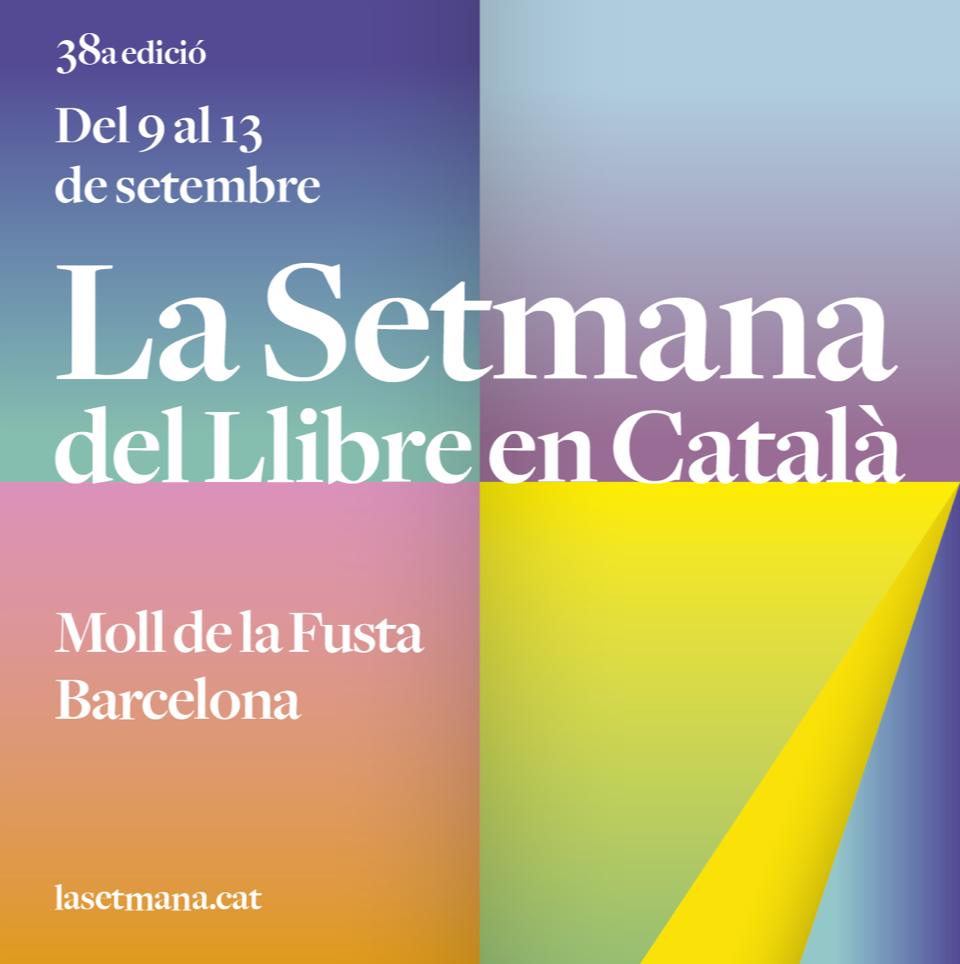 ACTIVITATS DE PAGÈS EDITORS A LA SETMANA DEL LLIBRE EN CATALÀ 2020