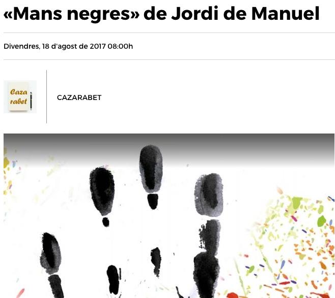 Entrevista a Jordi de Manuel, autor de Pagès Editor