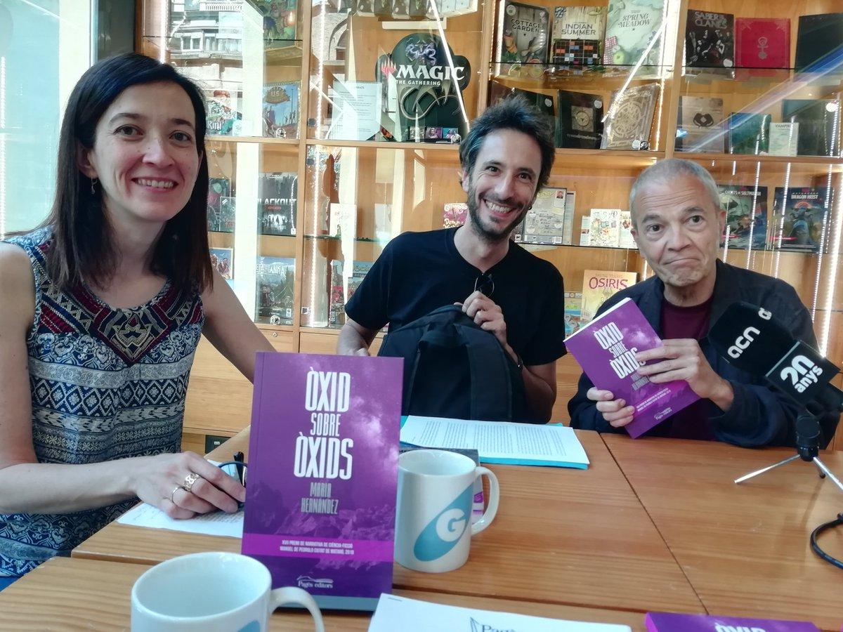 Pagès Editors aposta per Daniel Genís com a nou director de la seva mítica col·lecció porpra i plata de ciència-ficció