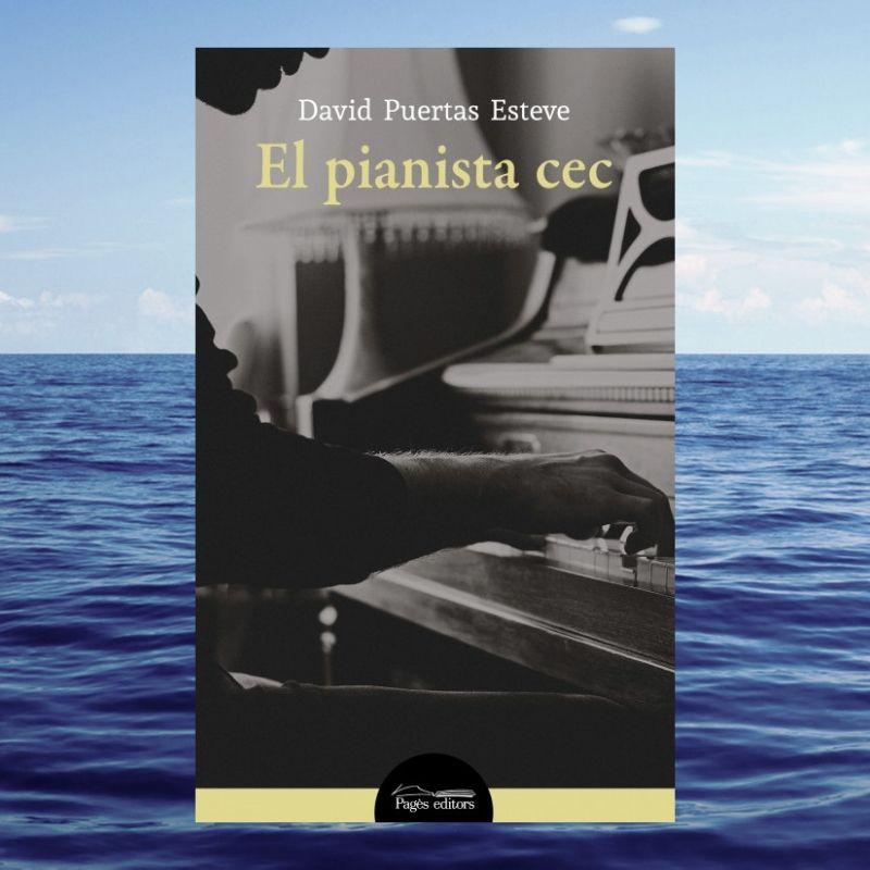 Pagès Editors presenta El pianista cec