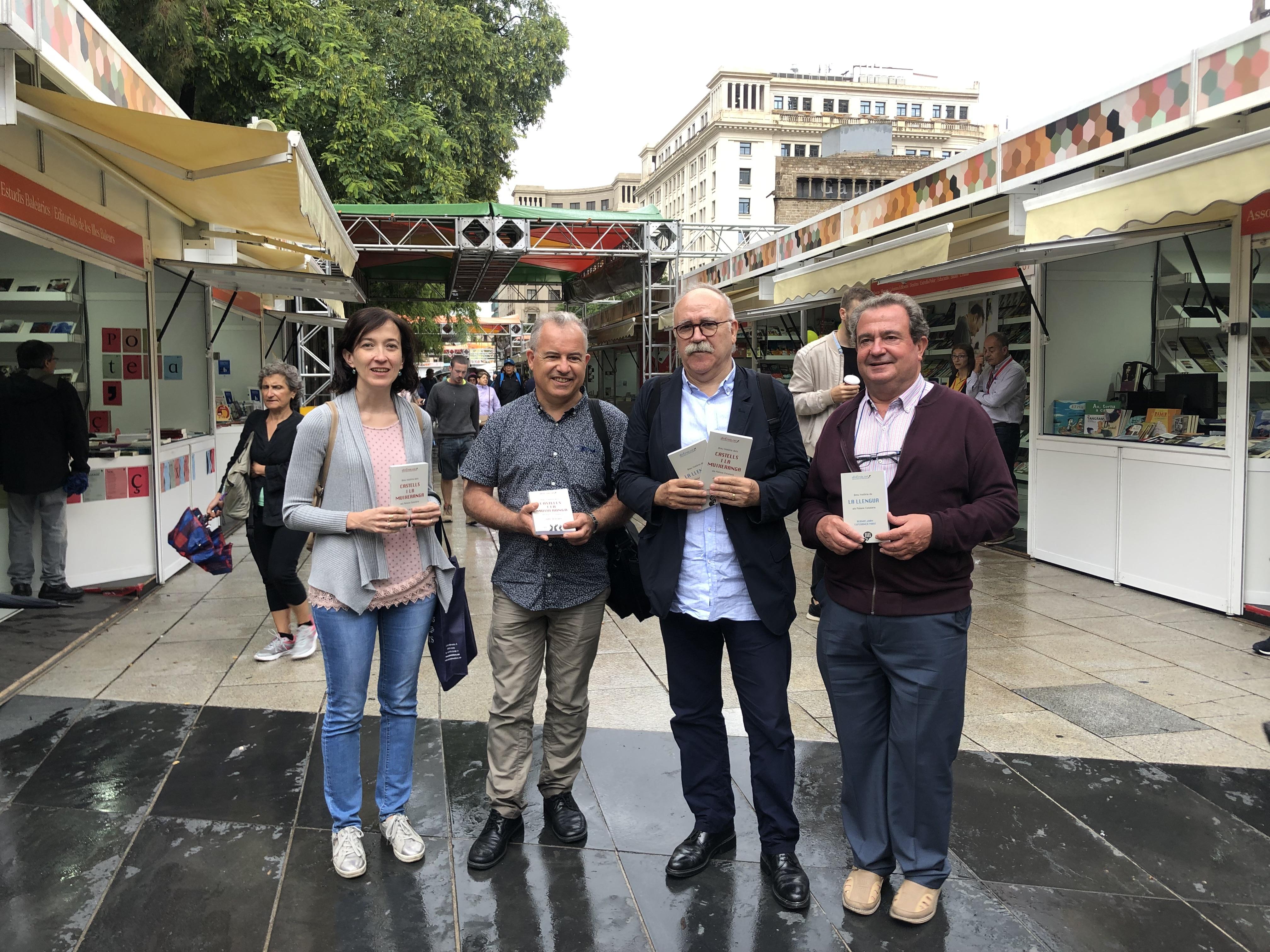 Pagès Editors presenta la col·lecció 'divÈrsia', que oferirà breus manuals d'història sobre temes d'interès als Països Catalans