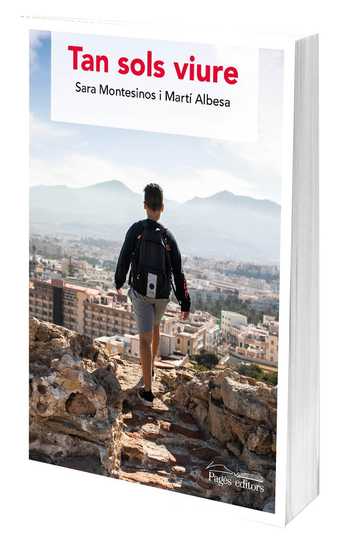 Pagès Editors presenta el llibre 'Tan sols viure', un clam al dret a emigrar