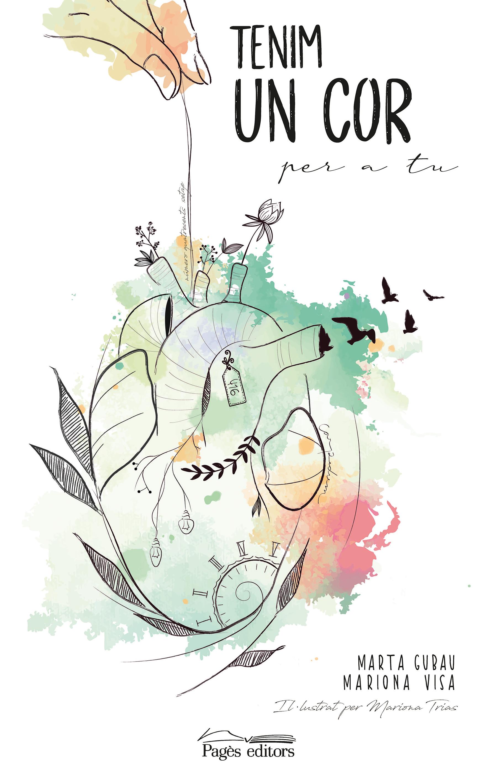 La gironina Marta Gubau publica 'Tenim un cor per a tu',  un llibre on narra en primera persona l'experiència de sobreviure  gràcies a un trasplantament de cor