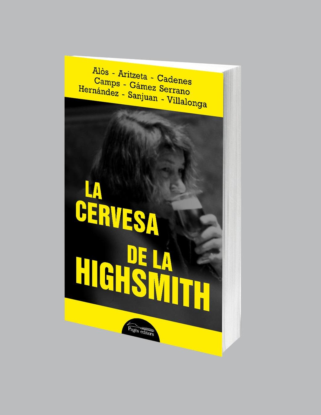 Pagès Editors presenta 'La cervesa de la Highsmith'